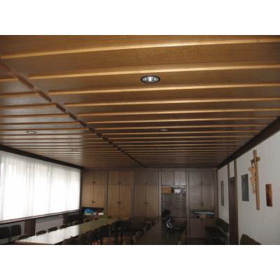 Seminarraum vor der Sanierung