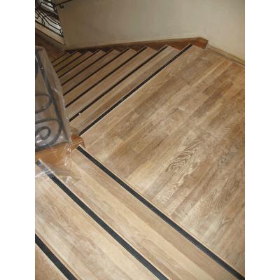Sanierte Treppe im Standesamt