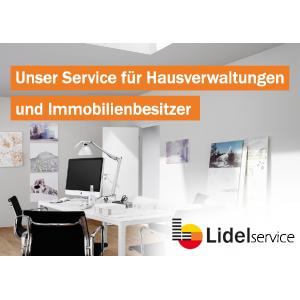 LIDELservice - Unser Service für Hausverwaltungen und Immobilienbesitzer